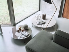 Tavolino ovale rotondoCRUISE | Tavolino ovale - LEMA