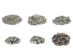 Granulato da giardino in pietra naturaleGRANIGLIE DI MARMO OCCHIALINO - BERNARDELLI GROUP