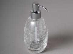 Dispenser sapone in cristalloCRIS201.2 | Dispenser sapone - BLEU PROVENCE