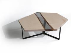 Tavolino da caffèCRYSTAL MAPLE - ALCAROL DI ELEONORA DAL FARRA