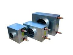 Modulo batteria ad acqua di post riscaldamentoCS-BAT - AC - FINTEK