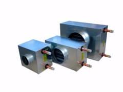 Modulo batteria ad acqua di post raffreddamento CS-BAT - AF -
