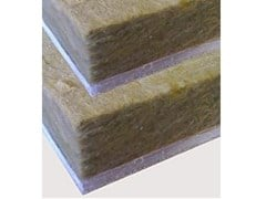 Lastre in cartongesso preaccoppiate a lana minerale ad alta densitàCTG / LM - ISOLMEC