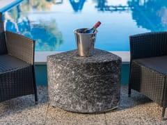 AP Factor, CUBA Tavolino / pouf da giardino