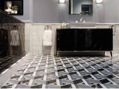 Lithos Mosaico Italia, CUBE Pavimento in marmo