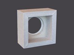 Porta faretti in CartongessoCUBOTTI LED SINGOLI 90° - GYPS
