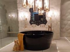 Vasca da bagno centro stanza rotondaCUP OF TEA - AQUADESIGN STUDIO