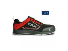 SPARCO, CUP S1P - NERO/ROSSO Scarpe antinfortunistiche basse