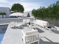 Lounge set da giardino in alluminioCURTIS   Lounge set da giardino - MOBIKA GARDEN