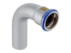 Curva in acciaio inoxCURVA 90° CrNiMo GAS TERMINALE MASCHIO - GEBERIT ITALIA