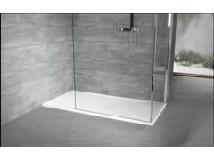 Piatto doccia angolare in acrilicoCUSTOM - NOVELLINI