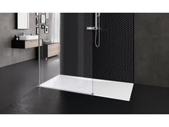 Piatto doccia angolare antiscivolo in acrilicoCUSTOM TOUCH - NOVELLINI
