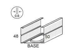 Profilo metallico per strutture in cartongessoCW 50 - CIPRIANI PROFILATI