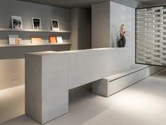 Cimento, CWPS CIMENTO® Pannello rivestimento parete finitura sabbiato