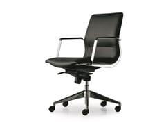 Sedia ufficio operativa girevole con braccioli CX EXECUTIVE | Sedia ufficio operativa con braccioli -
