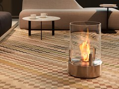 Caminetto free standing a bioetanolo CYL - ECOSMART FIRE