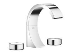 Miscelatore per lavabo a 3 fori da piano in ottone cromatoCYO   Miscelatore per lavabo a 3 fori - DORNBRACHT