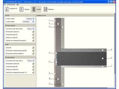 Certificazione energetica (L.10 91, DLgs 311 06)CYPETHERM BRIDGES - Ponti termici - INTERSTUDIO