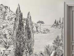 Carta da parati panoramica in carta non tessutaCYPRES - CII PARTICIPATIONS