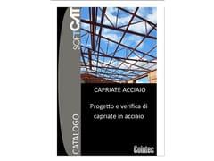 COINTEC, CAPRIATE ACCIAIO Progetto e verifica di capriate in acciaio