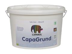 Fondo di collegamento pigmentato biancoCapaGrund Universal - DAW ITALIA GMBH & CO. KG