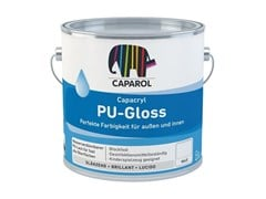 Smalto acril-poliuretanico lucido a base acquaCapacryl PU-Gloss - DAW ITALIA GMBH & CO. KG