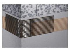 Protezione angolare a rete per spigoli interni ed esterni ad angolo variabileCapatect Rolleck - DAW ITALIA GMBH & CO. KG
