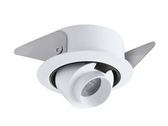 Faretto a LED orientabile in alluminio da incassoCiak 1.0 - L&L LUCE&LIGHT