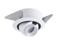 Faretto a LED orientabile in alluminio da incassoCiak 1.6 - L&L LUCE&LIGHT