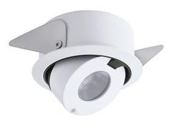 Faretto a LED orientabile in alluminio da incassoCiak 2.7 - L&L LUCE&LIGHT