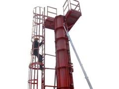 Cassaforma per pilastroCassaforma per pilastro circolare - CONDOR
