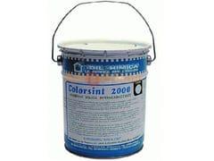 Rivestimento incapsulante per lastre in cemento amiantoColorsint 2000 Amianto - EDILCHIMICA
