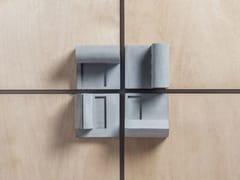 Pomello / modellino architettonico in calcestruzzoCommunity #4 - MATERIAL IMMATERIAL STUDIO