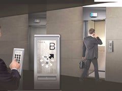Sistema di management per ascensoriCompassPlus - OTIS SERVIZI
