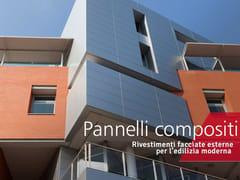 Pannelli compositi per facciatePANNELLI COMPOSITI - DECORAL® GROUP