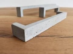 betton, Maniglia per mobili in calcestruzzo Maniglia per mobili in calcestruzzo