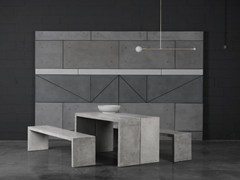 Consolle / tavolo in calcestruzzoP | Tavolo - ATELIERB