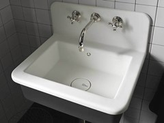 Lavabo in Corian® Corian® ENERGY -