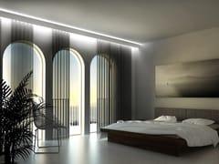 Cornice per illuminazione tenda el802 cornice per illuminazione