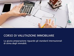 UNIPRO, Corso di Valutazione Immobiliare Esperto nella valutazione e stima degli immobili