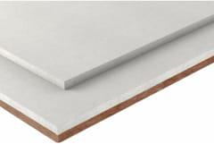 Sistema di isolamento al calpestioLastre preaccoppiate con fibra di legno - FERMACELL