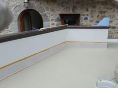 SIGILLATURA BICOMPONENTECRYL FINISH 205 - TRIFLEX ITALIA