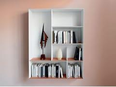 Libreria sospesa in multistratoD.357.2 - MOLTENI & C.