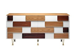 Cassettiera in legno D.655.1 | Cassettiera - Heritage