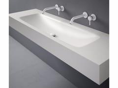Lavabo rettangolare in Corian® D5 | Lavabo in Corian® -