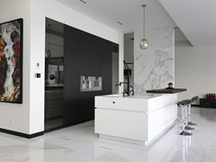 Cucina su misura con isolaD90 / T45 Evo - TM ITALIA CUCINE