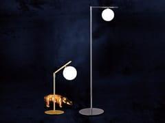 Lampada da terra in vetroDADA | Lampada da terra - ADRIANI E ROSSI EDIZIONI
