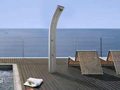 ARKEMA DESIGN, DADA HYBRIDA Doccia esterna in alluminio