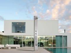 Doccia esterna solare in alluminioDADA S HYBRIDA - ARKEMA DESIGN