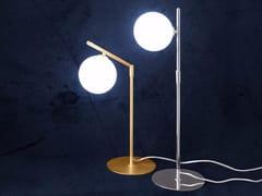 Lampada da tavolo in metalloDADA | Lampada da tavolo - ADRIANI E ROSSI EDIZIONI